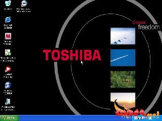 Диск реаниматор Windos XP Professional Edition для ноутбуков Toshiba серии